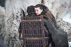 September 1, 2017 - Isaac Hempstead Wright, Maisie Williams..'Game Of Thrones' (Season 7) TV Series - 2017 (Credit Image: © Hbo/Entertainment Pictures via ZUMA Press)