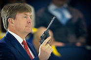 Koning Willem Alexander opent op vrijdag 27 januari in Heerenveen het vernieuwde Thialf