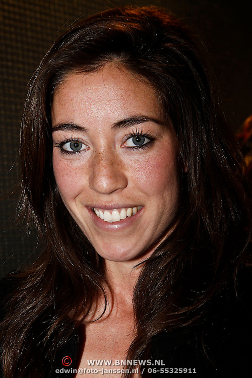 NLD/Amsterdam/20100310 - Presentatie van de 4de editie van het blad Helden, Naomi van As
