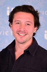 David Oakes attending the Victoria Season 2 Screening at the Ham Yard Hotel, London