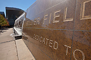 Soldier Field in Chicago, IL, USA.