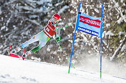 Misel Zerak (SLO) competes during 9th Men's Giant Slalom race of FIS Alpine Ski World Cup 55th Vitranc Cup 2016, on March 4, 2016 in Kranjska Gora, Slovenia. Photo by Vid Ponikvar / Sportida