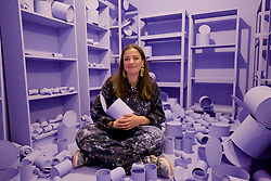 Gabrielle Gillott's Bunker is among the exhibits by students at Edinburgh College of Art degree show running for nine days in June. pic copyright Terry Murden @edinburghelitemedia