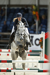 134 - Floyd De Sabette - Diks Aniek<br /> 4 Jarige Springen<br /> KWPN Paardendagen - Ermelo 2014<br /> © Dirk Caremans