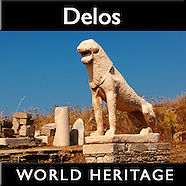 World Heritage Sites - Delos - Pictures, Images & Photos -