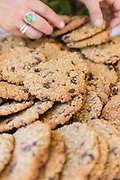 Triple barley cookies <br />