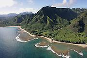 Haena Beach, Kauai, Hawaii, USA<br />
