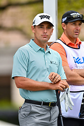 March 23, 2018 - Austin, TX, U.S. - AUSTIN, TX - MARCH 23: Charles Howell III gets ready to tee off before the third round of the WGC-Dell Technologies Match Play on March 23, 2018 at Austin Country Club in Austin, TX. (Photo by Daniel Dunn/Icon Sportswire) (Credit Image: © Daniel Dunn/Icon SMI via ZUMA Press)