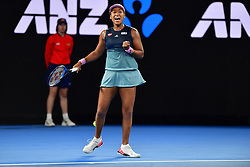 January 24, 2019 - Melbourne, Australia - Australian Open - Naomi Osaka - Japan (Credit Image: © Panoramic via ZUMA Press)