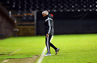Fotball UEFA Europa League Rosenborg - FC Dnipro<br /> 1 oktober 2015<br /> Lerkendal Stadion, Trondheim<br /> <br /> Ingen god dag for Rosenborgs trener Kåre Ingebrigtsen...<br /> <br /> <br /> Foto : Arve Johnsen, Digitalsport