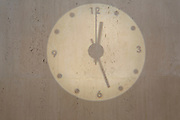 Shadow clock projection British Library