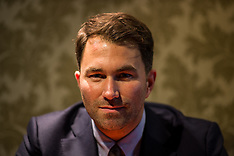 FILE- Eddie Hearn
