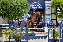 TEBBEL Maurice (GER), Light Star 4<br /> Hagen - Horses and Dreams 2019<br /> Preis der Pott´s Brauerei GmbH CSI2*<br /> Finale Mittlere Tour<br /> 28. April 2019<br /> © www.sportfotos-lafrentz.de/Stefan Lafrentz