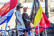State Visit King Filip and Queen Mathilde to The Netherlands, 28-11-2016