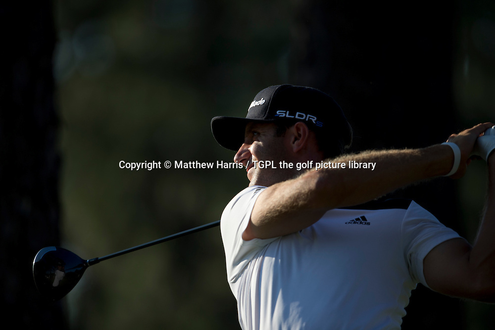 Dustin JOHNSON (USA) during third round US Open Championship 2014,Pinehurst No 2,Pinehurst,North Carolina,USA.