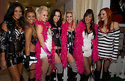 members of the Pussy Cat Dolls. Selfridges Las Vegas dinner hosted by  hon Galen , Hillary Weston and Allanah Weston. Selfridges Oxford St. 20 April 2005. ONE TIME USE ONLY - DO NOT ARCHIVE  © Copyright Photograph by Dafydd Jones 66 Stockwell Park Rd. London SW9 0DA Tel 020 7733 0108 www.dafjones.com