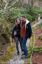 Sightseeing with Roland and Pamela, Kyoto, Japan. December 10, 2015.  Photography ©2015 Michael Lichter.