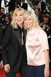 """Chantal Ladessou and Julie Gayet attends the screening of """"Les Plus Belles Annees D'Une Vie"""" during the 72nd annual Cannes Film Festival on May 18, 2019 in Cannes, France Photo by Shootpix/ABACAPRESS.COM"""