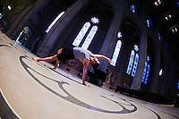Darren Main at Grace Cathedral, San Francisco