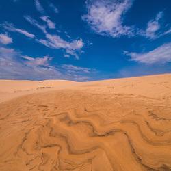 Mui Ne Sand Dunes, Vietnam