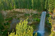 Brandywine Falls<br />Brandywine Falls Provincial Park<br />British Columbia<br />Canada