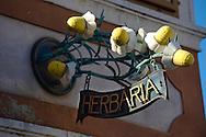 Herbaria Street Sign - ( Gy?r )  Gyor Hungary
