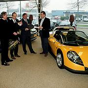 Prijsuitreiking Stam Renault Huizen