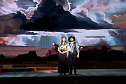 AZ Opera production of Riders of the Purple Sage