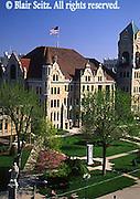 Lackawanna County Courthouse, City Center, Scranton, PA