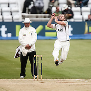 Northamptonshire County Cricket Club v Warwickshire County Cricket Club 160614