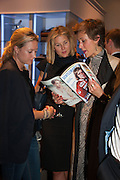 LAUREN SCOTT; CAMERON CLAIR; TATJANA VON STEIN, The Gentleman's Journal Autumn Party, in partnership with Gieves and Hawkes- No. 1 Savile Row London. 3 October 2013