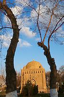 Ouzbekistan, Boukhara, patrimoine mondial de l Unesco, mausolee Ismail Samani // Uzbekistan, Bukhara, Unesco world heritage, Ismail Samani mausoleum