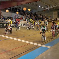 28-12-2017: Wielrennen: NK Baan: Alkmaar<br />Scratch kampioenschap elite mannen
