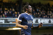 Southend United striker Nile Ranger (50) looking on during the EFL Sky Bet League 1 match between Southend United and Bradford City at Roots Hall, Southend, England on 19 November 2016. Photo by Matthew Redman.