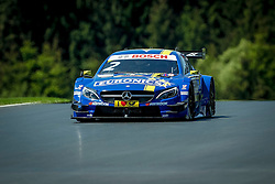 21.05.2016, Red Bull Ring, Spielberg, AUT, DTM, Red Bull Ring Spielberg, Training, im Bild Gary Paffett (GBR / EURONICS/FREE MEN's WORLD Mercedes-AMG) // during the free practice of the DTM at the Red Bull Ring, Spielberg, Austria on 2016/05/21, EXPA Pictures © 2016, PhotoCredit: EXPA/ Erwin Scheriau
