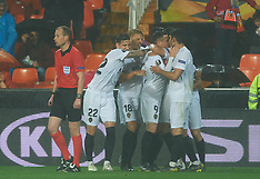 Valencia CF v Villareal 19 April 2019