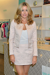 CAGGIE DUNLOP at a It Starts With An Idea (ISAWAI) pop-up shop launch at 340 King's Road, London on 3rd September 2014.