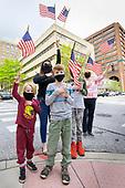 Delaware COVID-19 Protest