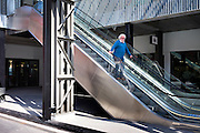 Nieuwe shoppingcenter Dok Noord