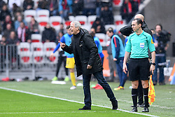 March 18, 2018 - Nice, France - LUCIEN FAVRE  (Credit Image: © Panoramic via ZUMA Press)