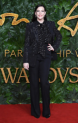 Liv Tyler attending the Fashion Awards in association with Swarovski held at the Royal Albert Hall, Kensington Gore, London. Picture Credit Should Read: Doug Peters/EMPICS