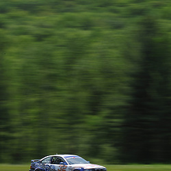 May 23, 2009; Lakeville, CT, USA; Nic Jonsson qualifies the Kinetic Motorsports BMW M3 Coupe for Grand-Am Koni Sports Car Challenge series competition during the Memorial Day Road Racing Classic weekend at Lime Rock Park.