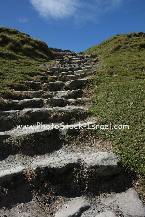 Endless staircase to nowhere