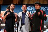 Guerrero vs Kamegai Press Conference