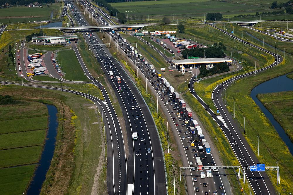 Nederland, Utrecht, YYY, 23-06-2010 ; ..luchtfoto (toeslag), aerial photo (additional fee required).foto/photo Siebe Swart