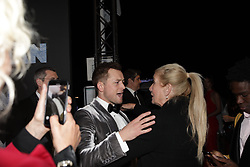 May 16, 2019 - Cannes, France - 72th International Cannes Film Festival. Party ''Rocketman'' after screening. 72 eme festival International du Film de Cannes. Soirée ''Rocketman''.....239288 0000-00-00  Cannes France.. Egerton, Taron (Credit Image: © Terence Baelen/Starface via ZUMA Press)