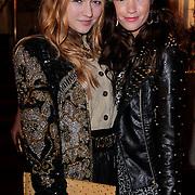 NLD/Amsterdam/20121112 - Beau Monde Awards 2012, Caroline Spoor en Marly van der Velden