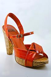 Sapato da marca BSB, no Armazém das Fábricas, loja de sapatos em Novo Hamburgo, no Vale dos Sinos, também conhecido como o pólo coureiro calçadista no Rio Grande do Sul. FOTO: Jefferson Bernardes/Preview.com