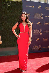 April 30, 2017 - Pasadena, CA, USA - LOS ANGELES - APR 30:  Tracey Edmonds at the 44th Daytime Emmy Awards - Arrivals at the Pasadena Civic Auditorium on April 30, 2017 in Pasadena, CA (Credit Image: © Kathy Hutchins/via ZUMA Wire via ZUMA Wire)