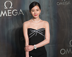 Tate Modern, London, April 26th 2017. Liu Shishi  arrives at the Tate Modern in London for the 'Lost In Space' 60th anniversary event for the Omega Speedmaster watch.